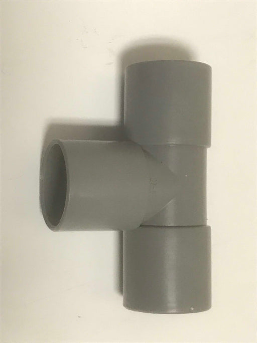 Waste Pipe 28 mm Tee Connection - 81327 - Caratech Caravan Parts