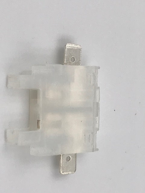 In-Line Blade Fuse Holder - 12 v - White - SK9030