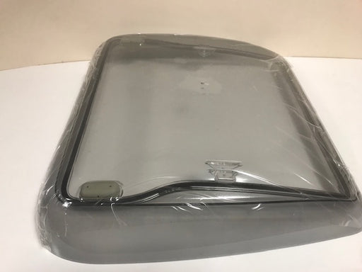 Dometic - Mini Heki Rooflight Clear Dome - 400 x 400 -BG1424 - Caratech Caravan Parts