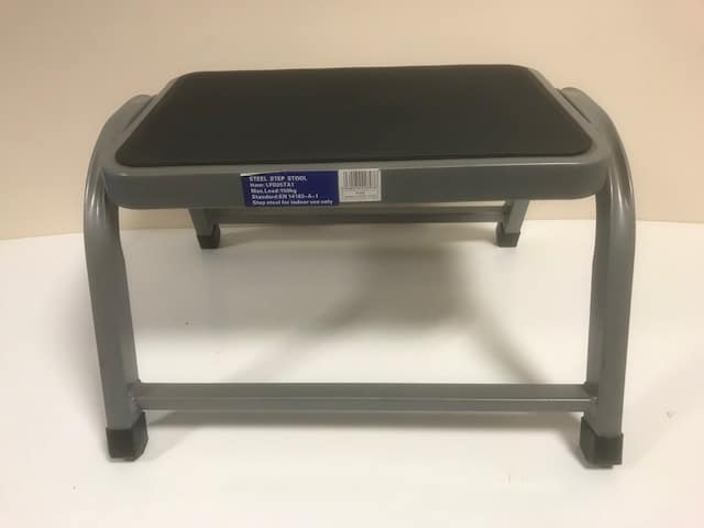 Single Heavy Duty Steel Step - PO980 - Caratech Caravan Parts