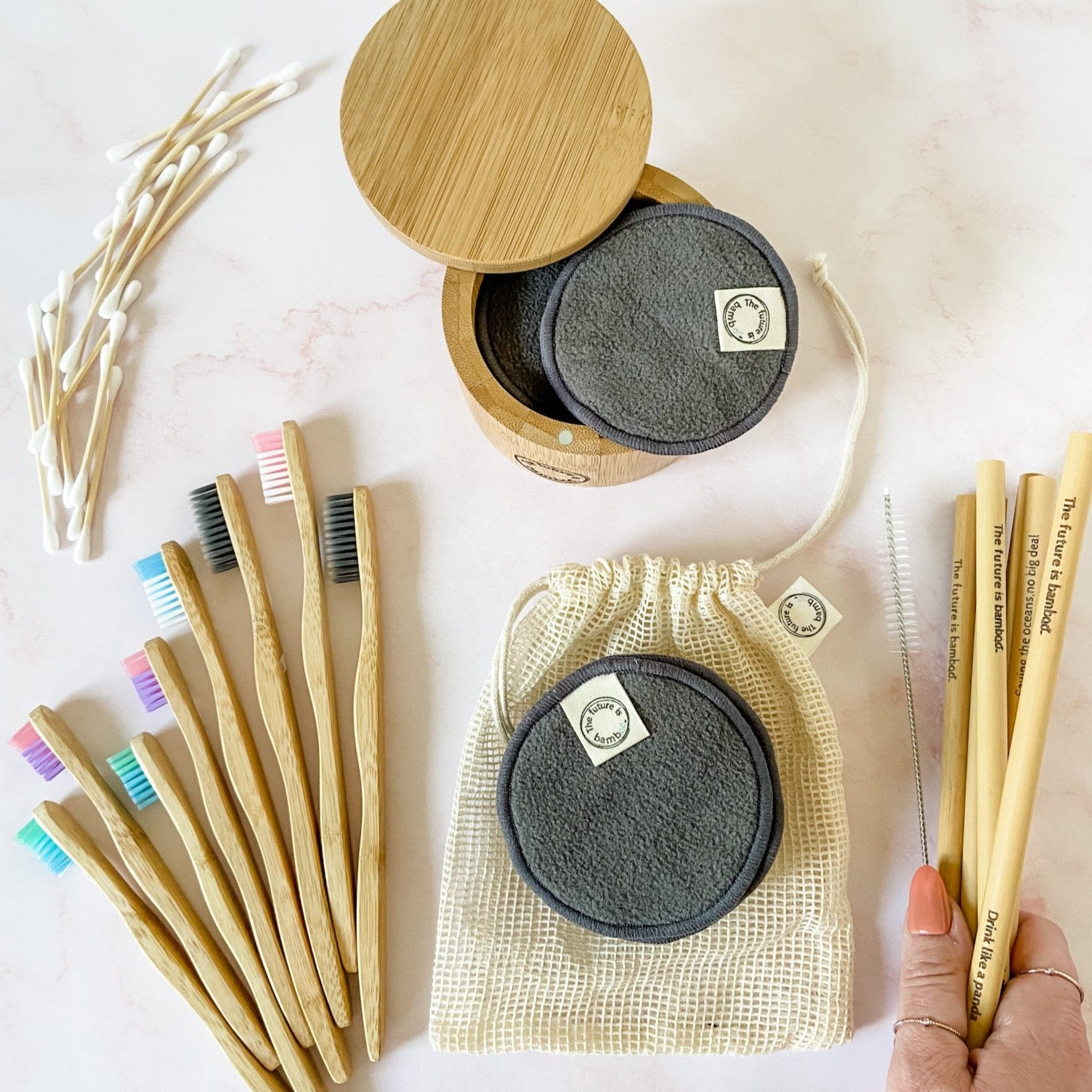 Go Bamboo Family Discovery Set