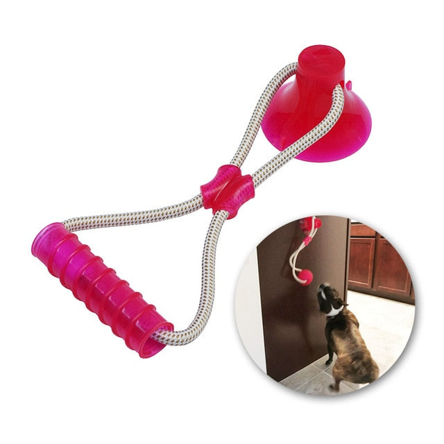 Suction Cup Ball Toy - Shop pets food, toys & clothing | Dog & Cat Supplies and Accessories!