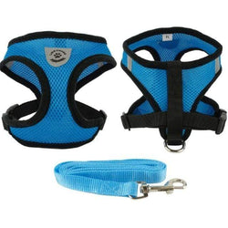 Adjustable Mesh Pet Harness - Shop pets food, toys & clothing | Dog & Cat Supplies and Accessories!