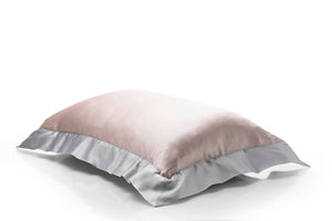 SILK SATIN PILLOW CASES - MULTI COLOR OPTION