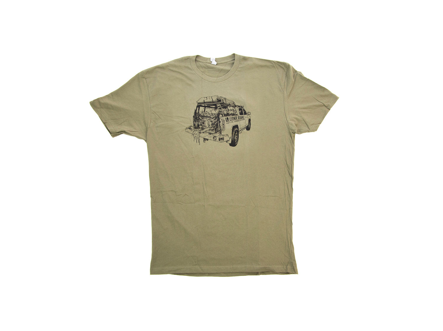 ACTIVE CARGO NOVELTY T-SHIRT