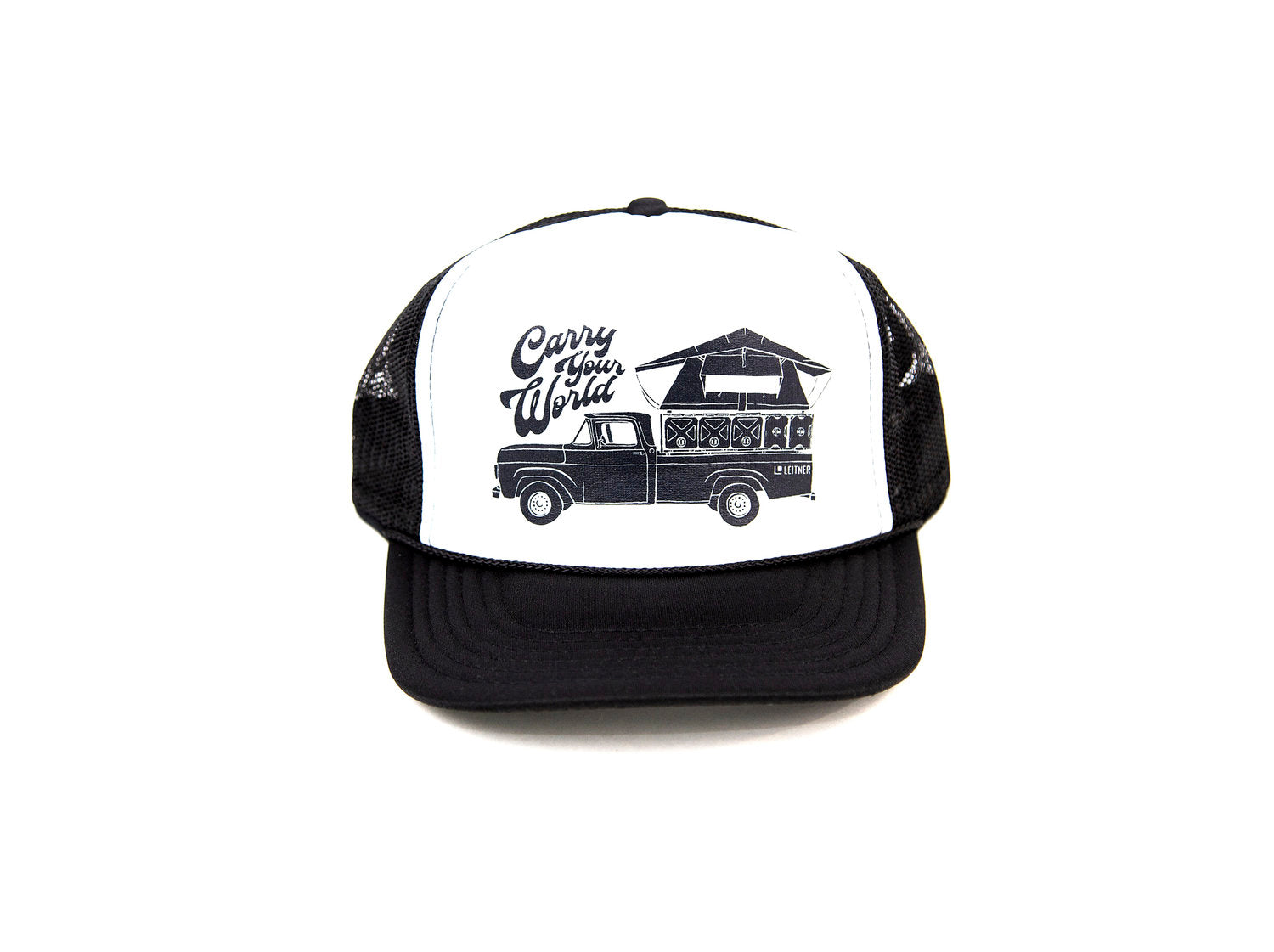 CARRY YOUR WORLD - FOAM TRUCKER HAT