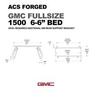 Active Cargo System - FORGED - GMC