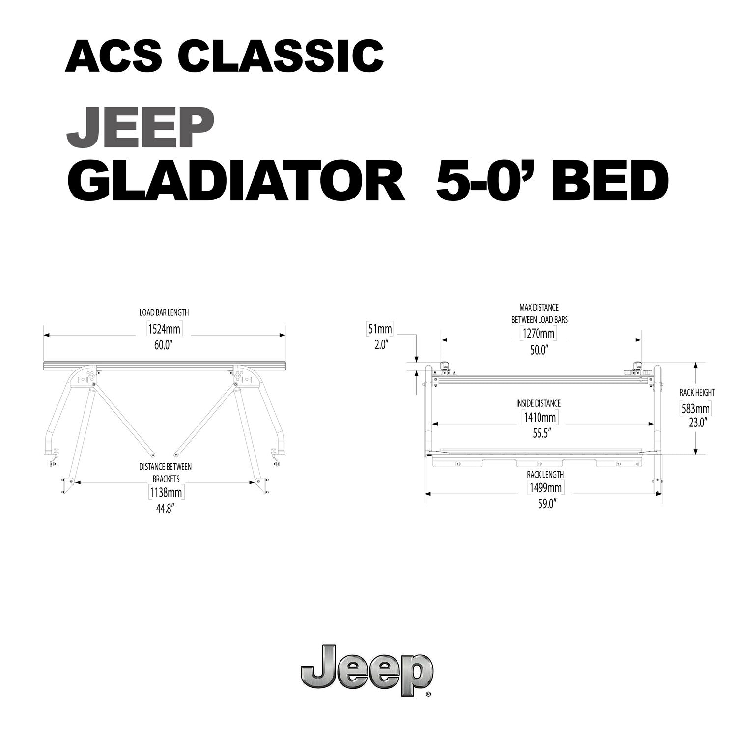 Active Cargo System - CLASSIC - JEEP