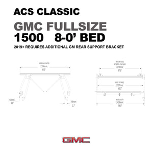 Active Cargo System - CLASSIC - GMC