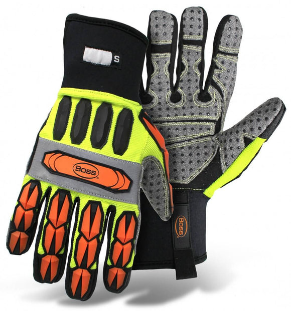 The Perfect Preventative Knuckle Buster Glove: The Boss Impact 1JM600