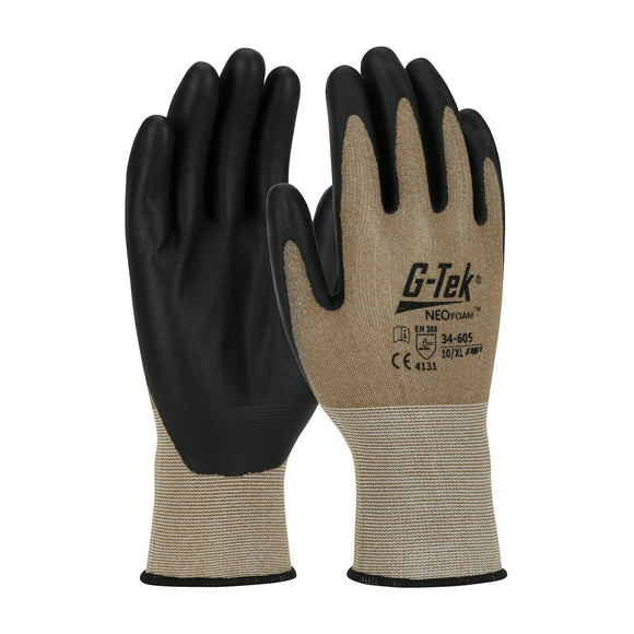 A Guide to Various Palm Coatings on Work Gloves