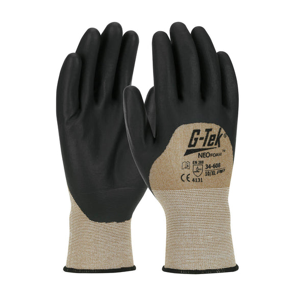 Introducing the New G-Tek NEOFOAM Coated Work Gloves