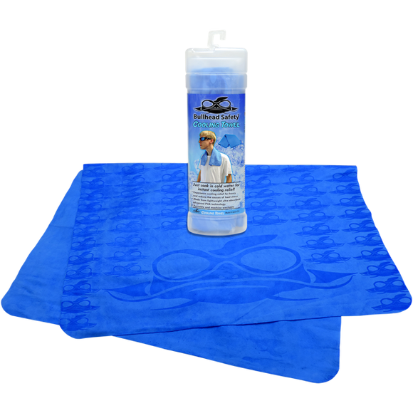 Battle the Heat with Cooling Towels