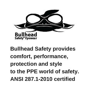 Your Glove Source now offers Bullhead Safety Eyewear