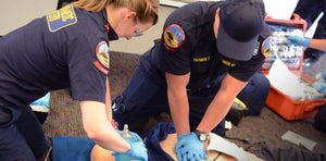 Proper Glove Procedures for EMS Workers
