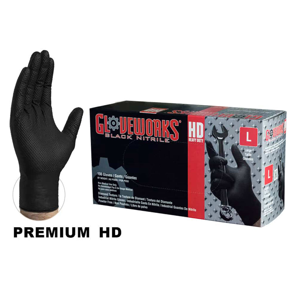 What are Some of the Best Latex Free and Powder Free Nitrile Gloves