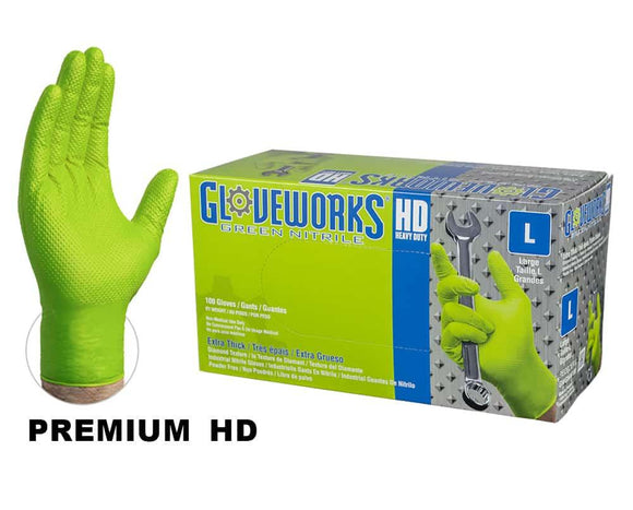 Heavy Duty Nitrile Gloves Have More to Offer