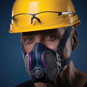 The Awesome New Ellipse P100 Respirator and It's Capabilities