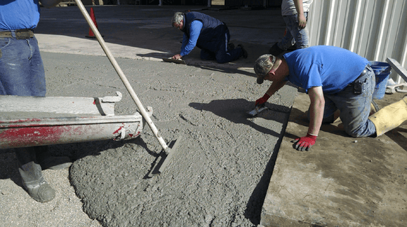 Hand Protection When Working with Concrete is Vital