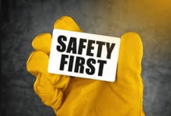 A Few Tips in Hand Safety