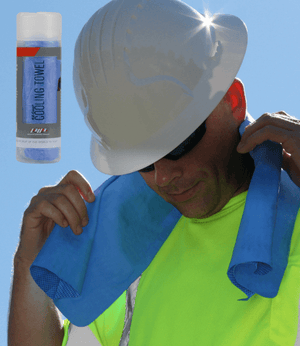 With Summer Quickly Approaching, How Do We Stay Cool While Working Outdoors?