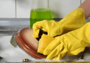 Some Common Chemicals Found in Dish Soap: Should You Wear Gloves?