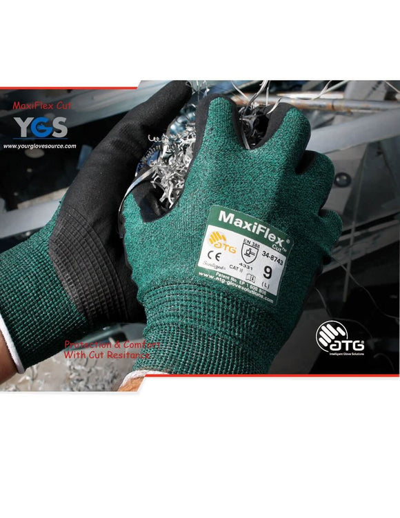 How Cut Resistant Gloves are Tested