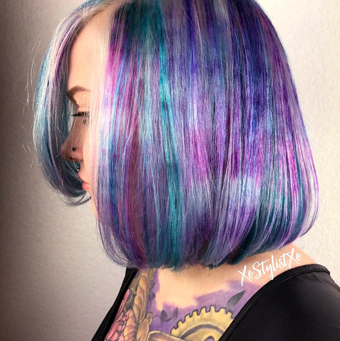 With Summer in Full Swing, So is Hair Coloring