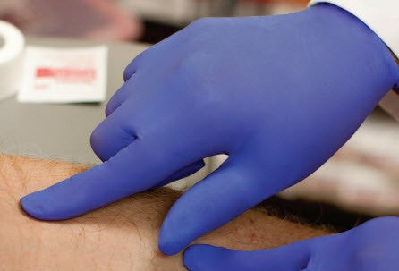 FDA Bans Powdered Exam Gloves