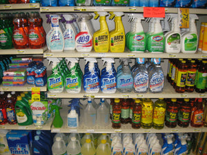 Some Household Cleaning Products You May Want to Avoid If you Have Allergies
