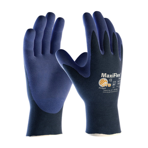 What Are Nitrile Coated Work Gloves What Are They Used For