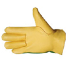Keystone Thumb Leather Glove