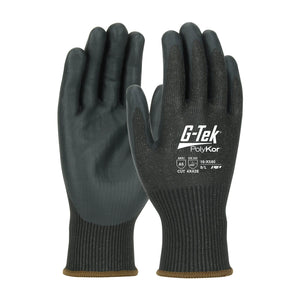 G-Tek® PolyKor Xrystal® 16-X580 cut level A5 work glove