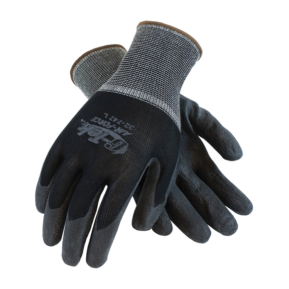 G-Tek® Air Force™ 32-747 Knit Nylon Work Glove