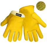 3200DTH Premium Deerskin Leather gloves with 3M® Thinsulate