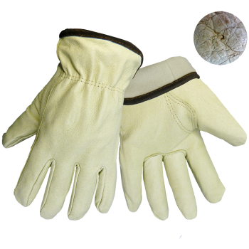Pigskin Insulated leather gloves 3200PTH