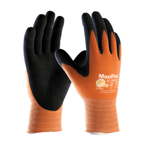 MaxiFlex 34-8014 Hi Vis Orange