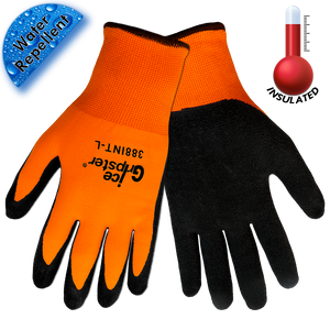 Garden Clothing & Gear pack Of 5 Facility Maintenance & Safety Scan Thermal Latex Coated Gloves Size 8 Medium