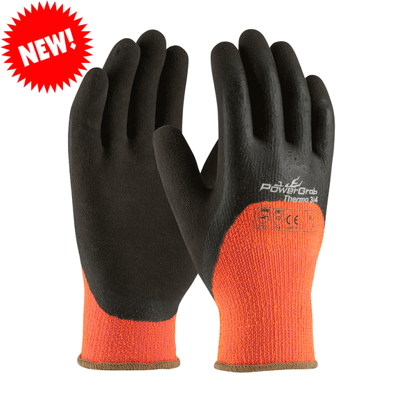 PowerGrab 41-1475 Thermal insulated gloves
