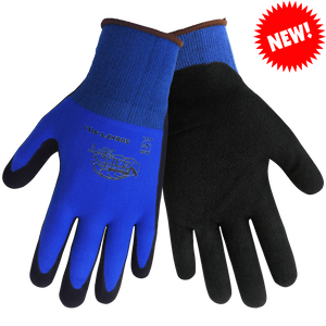 Confident Scan Palm Dipped Black Nitrile Gloves Size 11 Extra Extra Large Personal Protective Equipment (ppe)