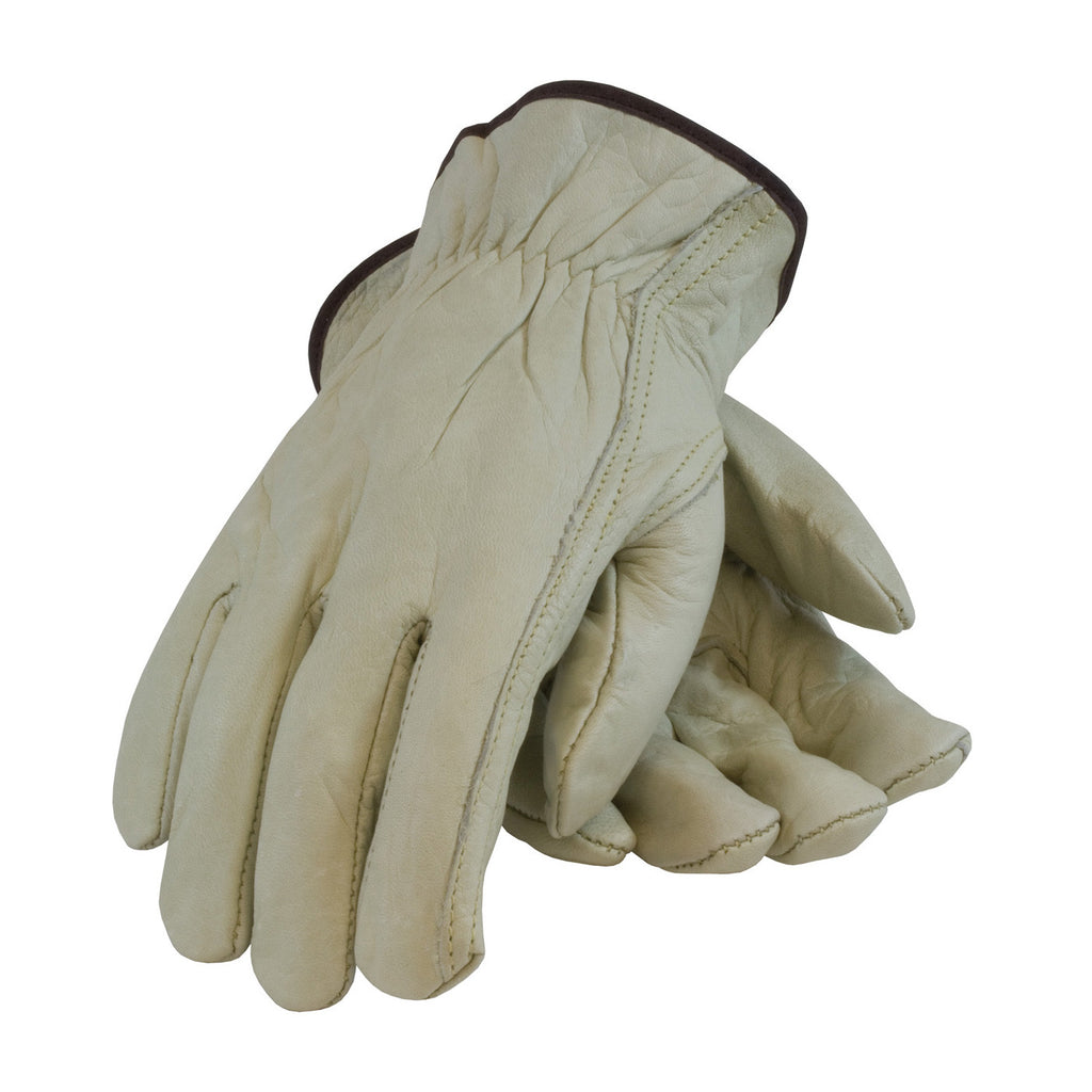 Top Grain 68-162 Cowhide Leather Work Gloves