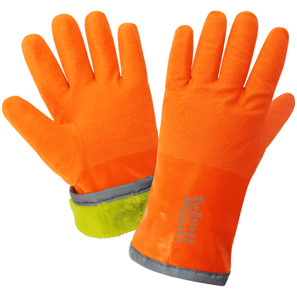 FrogWear 8450 Nitrile Coated Cold Condition Work Glove
