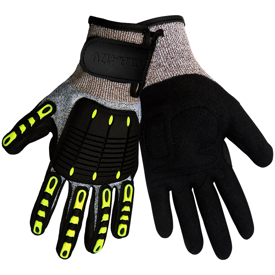 CIA417V Vice Gripster® Impact Resistant Mechanic Work Glove