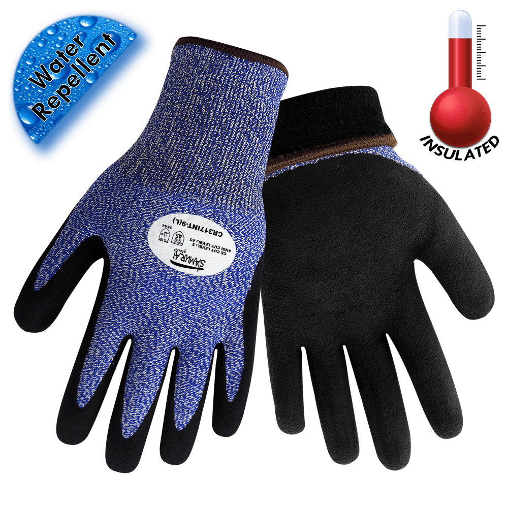 CR317INT Insulated cut resistant gloves