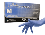 Celeste® Powder Free Nitrile Exam Gloves, NTR58 by GloveOn, 200 Gloves/Box