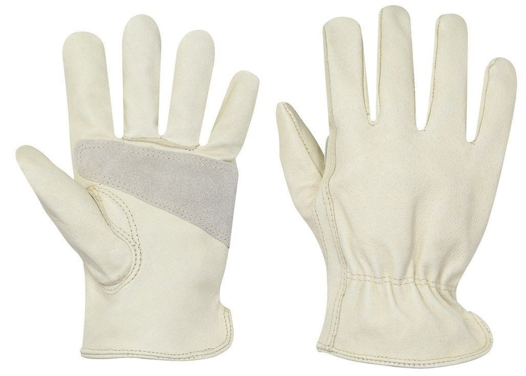 Apollo pigskin leather work gloves