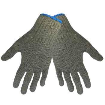 Global Glove S55G String Knit Work Glove / Glove Liner