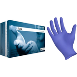 SemperSure® Accelerator Free PF Nitrile Exam Gloves by Sempermed, 3.9 Mil- Free Sample