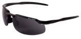 Swordfish® Reader Style Smoke Lens with Matte Black Frame BH106310