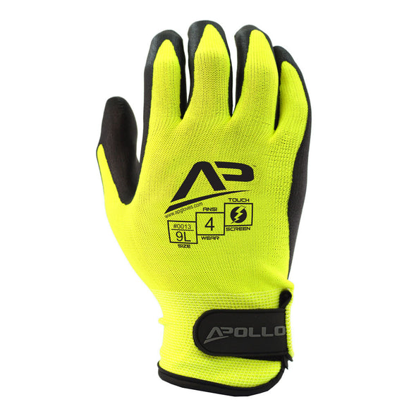 Apollo Tool Grabber Work Glove 0013